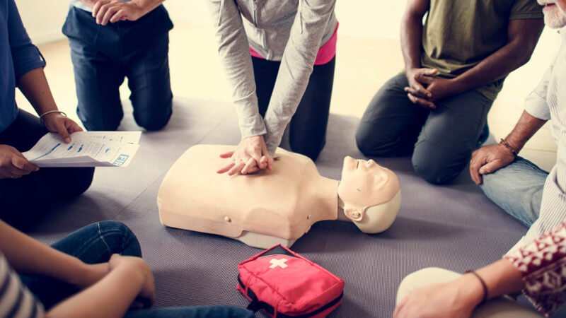 ROHS First Aid Courses